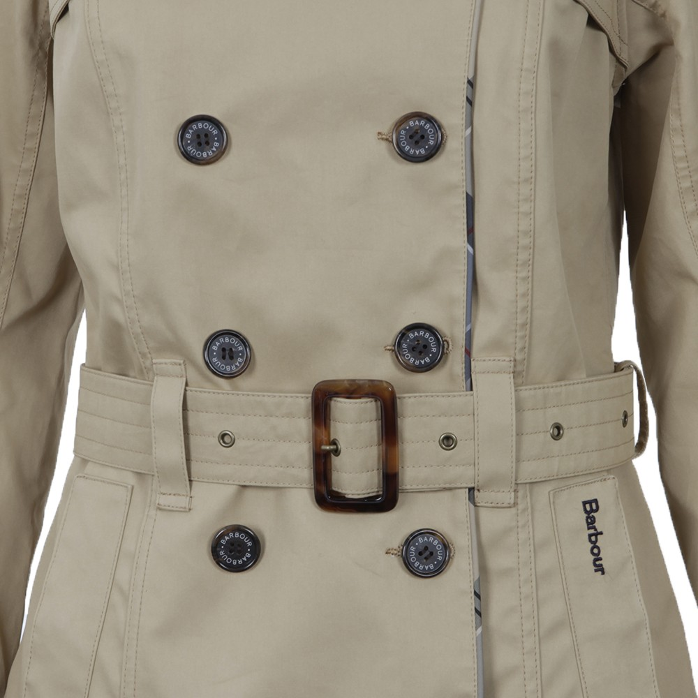 Sycamore Trench Coat main image