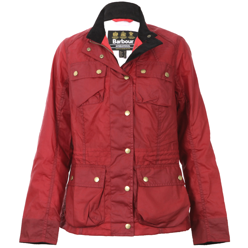 Wax Jacket International Masdings Buxton Barbour twESqSp