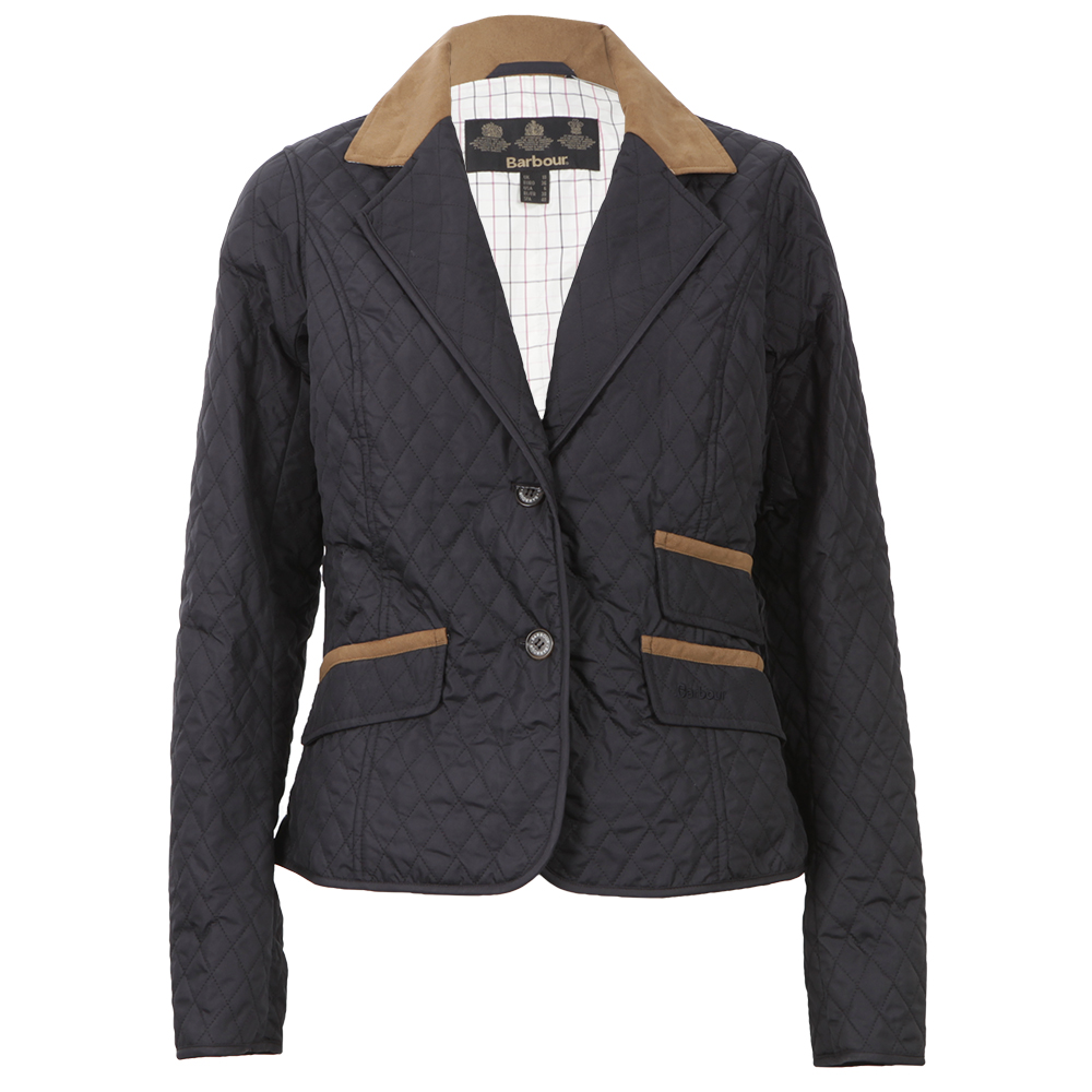 Downham Quilted Jacket main image