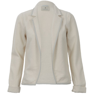 maison scotch sweat blazer