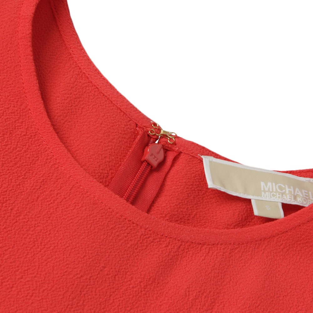 Peplum Back T Shirt main image