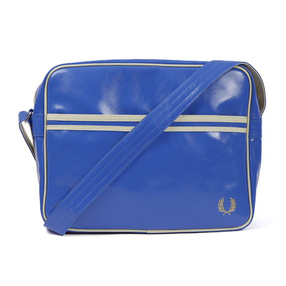 Fred Perry Mens Blue Classic Shoulder Bag main image