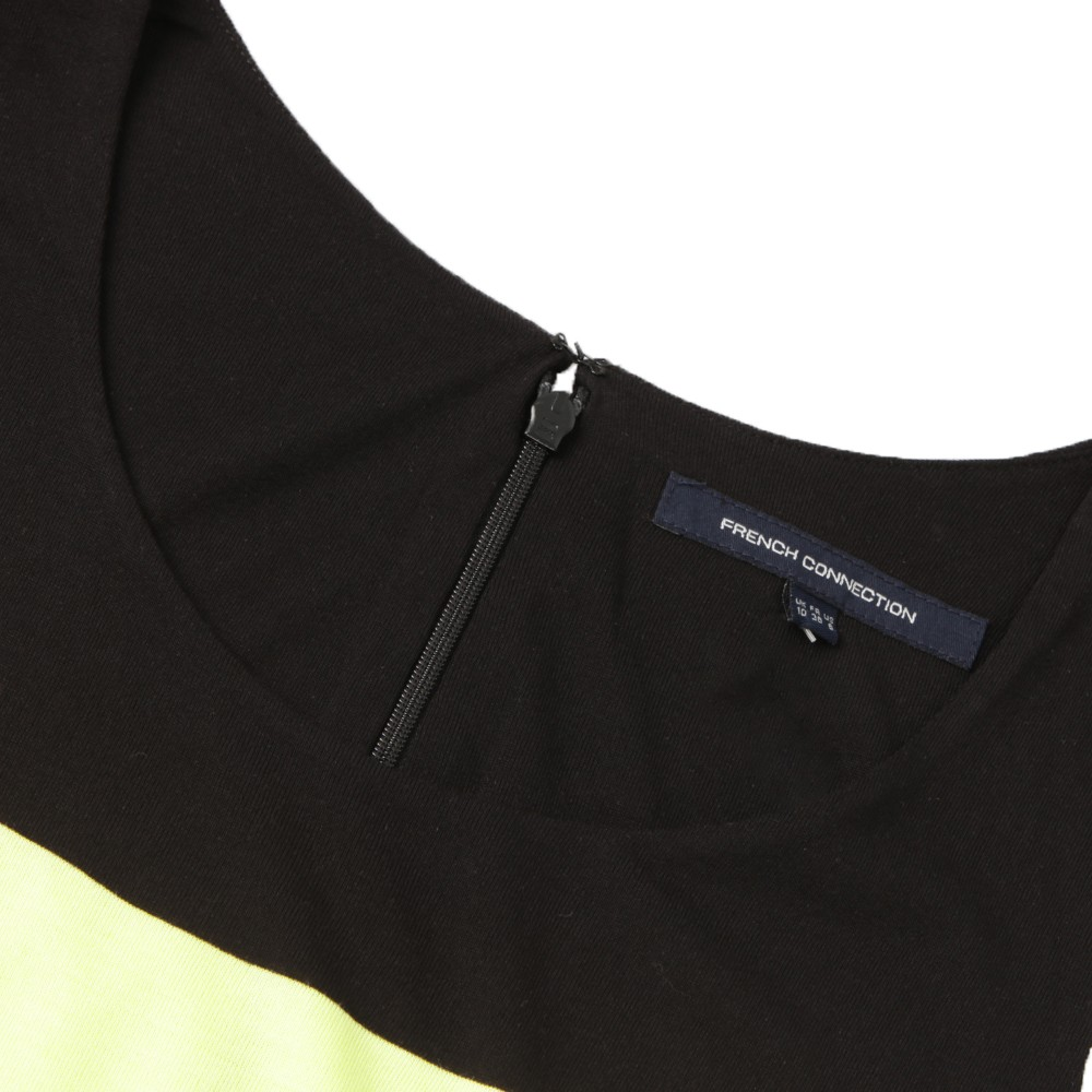 Medina Stripe Sleeveless Dress main image