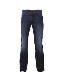 Hugo Mens Blue Hugo 50264465 Dark Blue Lightweight Jean