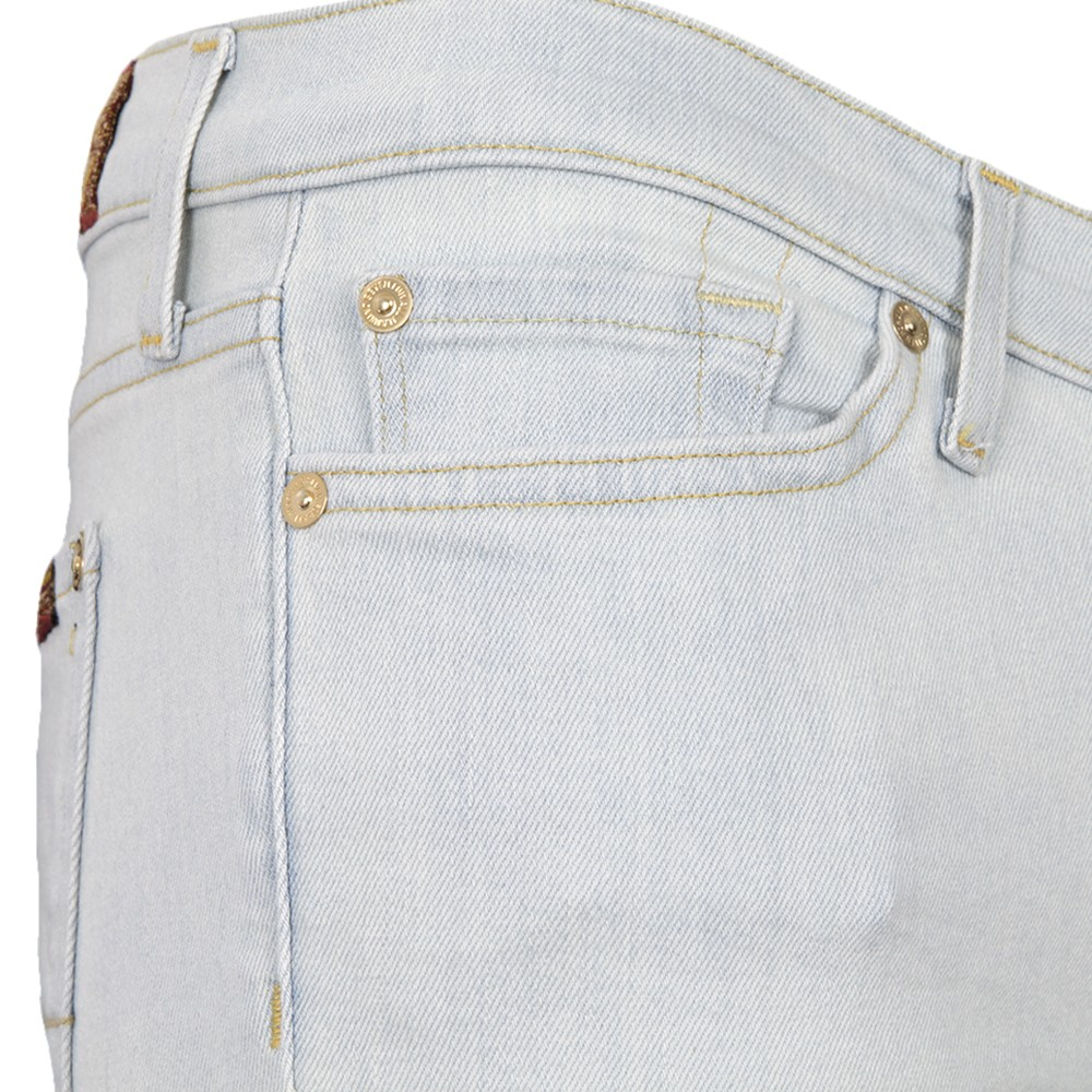 Bootcut Bleached Jean main image