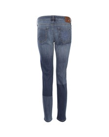 Vivienne Westwood Anglomania Womens Blue AR Skinny Jean