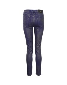 Vivienne Westwood Anglomania Womens Blue Monroe Jeggings