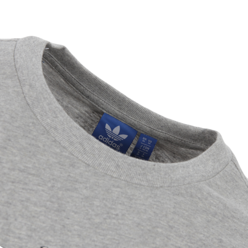 Masdings T Boot Crew Adidas Shirt History Grey Originals vxw0A7U
