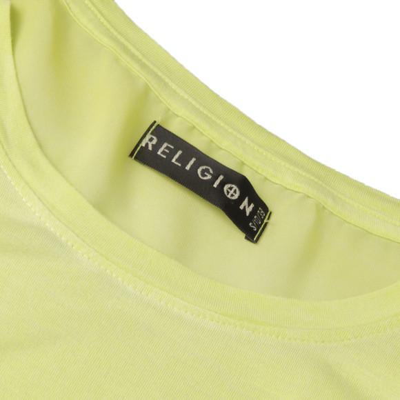 Religion Womens Green Cohorts Top main image