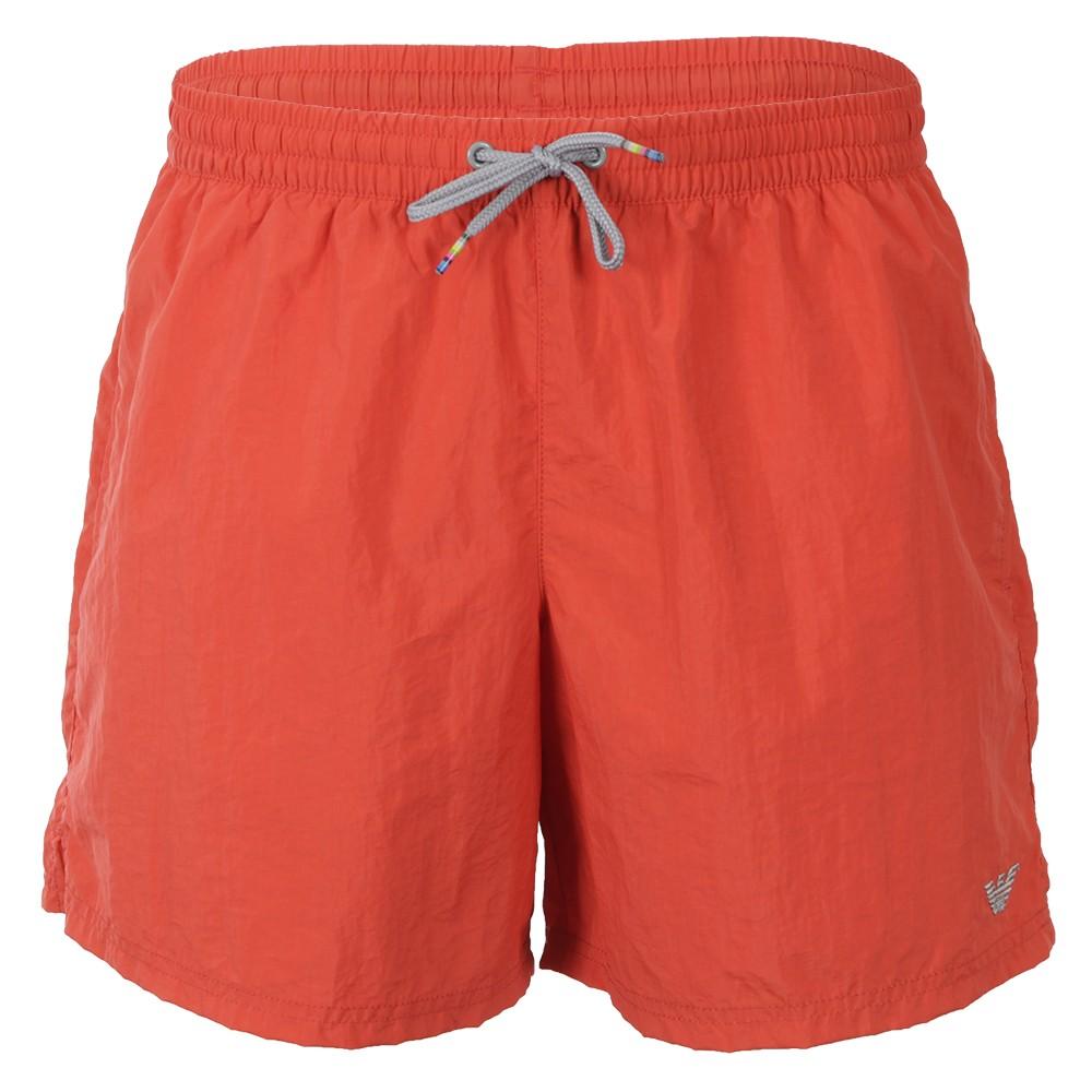 d9a8b01c3c Armani Jeans 2P421 Dark Orange Swim Short | Oxygen Clothing