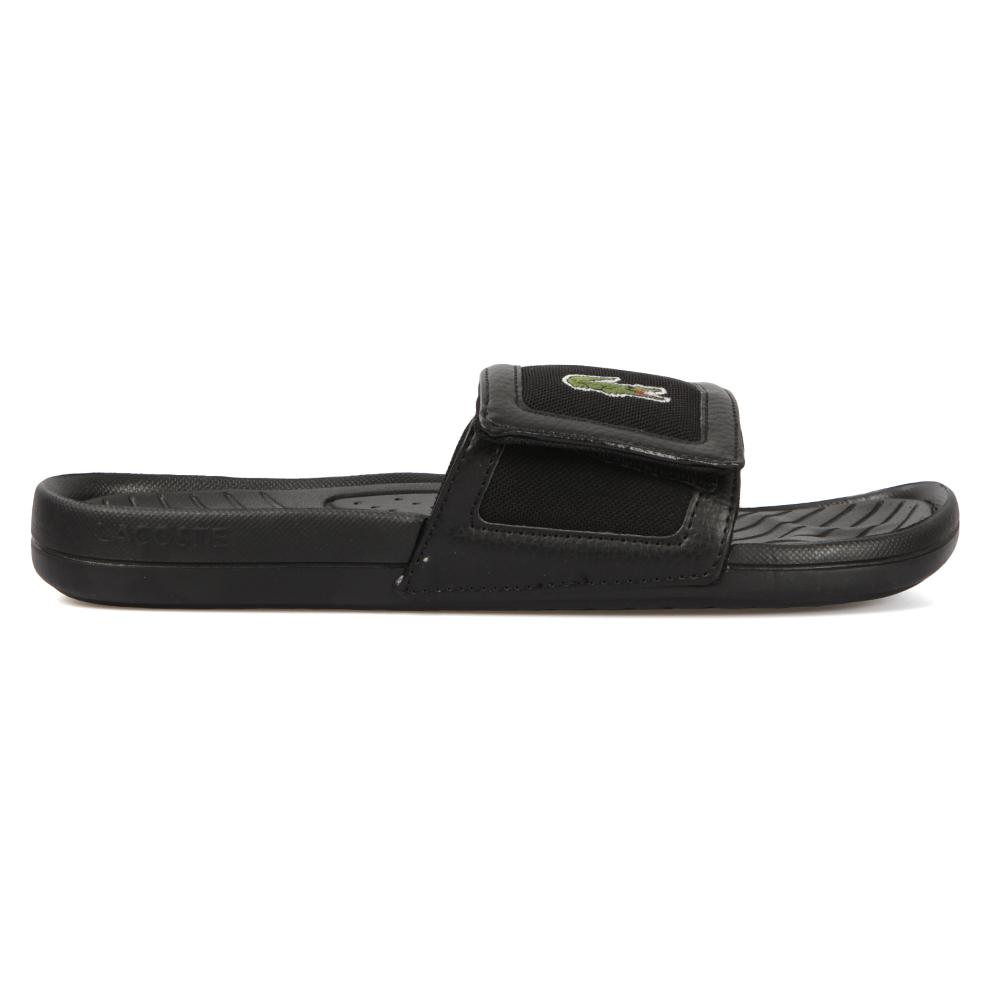 1e3738c733320 Lacoste Sport Lacoste Black Black Sport Fynton Flip Flop