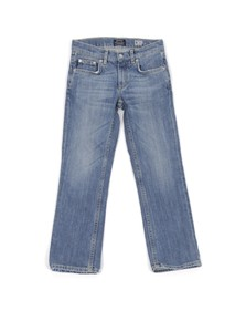Gant Boys Blue Gant AS 5 Pocket Chip Denim Jean