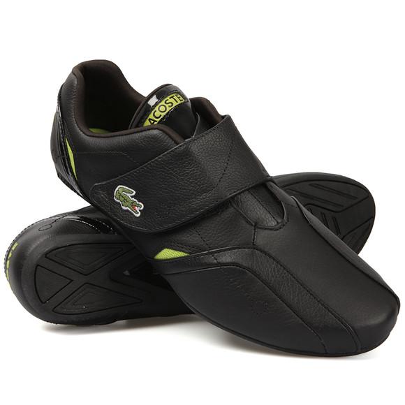 ebfc36429 Lacoste Sport Mens Black Protect AUR Trainer main image