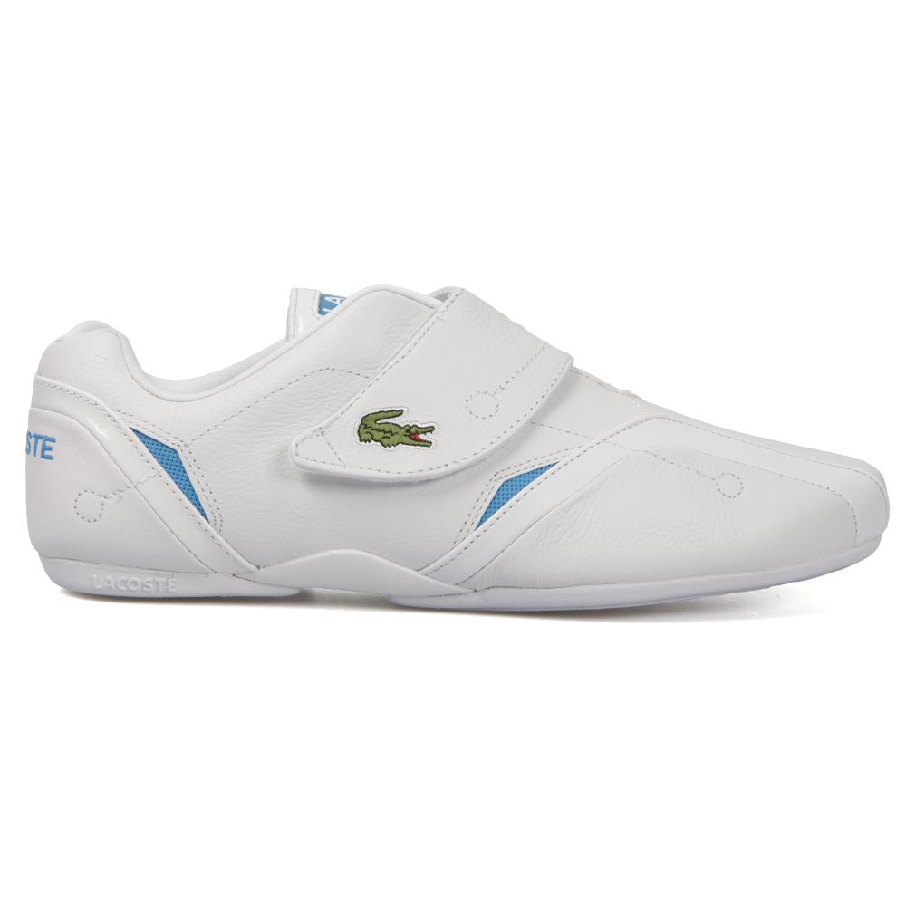 7d399d85c Lacoste Sport Mens White Protect AUR Trainer
