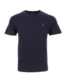 Gant Mens Blue The Original T-Shirt