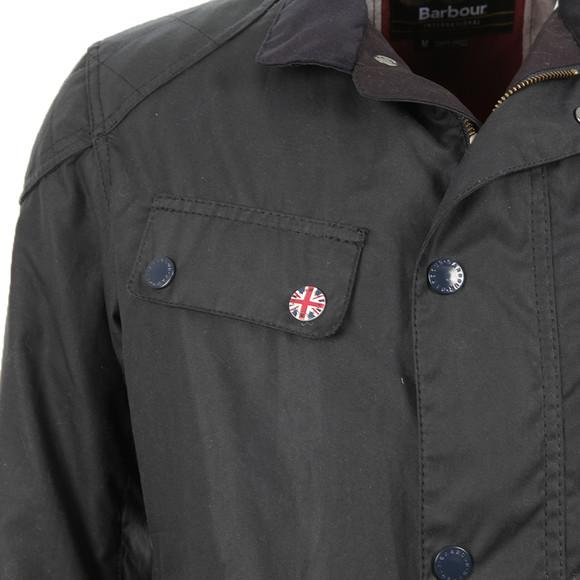 Barbour International Barbour Simonside Navy Wax Jacket
