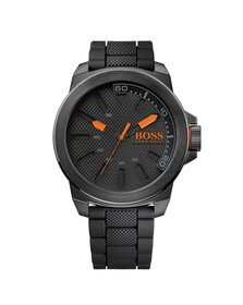 Boss Orange Mens Black Boss Orange HB-221-1 Watch