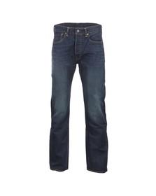 Levi's Mens Blue 501 Blue Soul Classic Jean