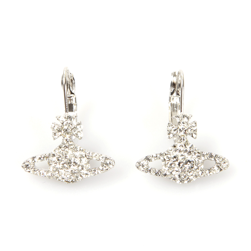 Grace Bas Relief Earrings main image