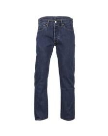 Levi's Mens Blue Levi 501 Classic Jean