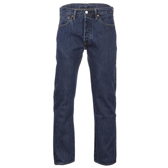 Levi's Mens Blue 501 Classic Jean main image