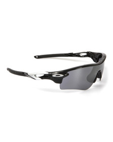 Oakley Mens Black Radarlock Path Sunglasses
