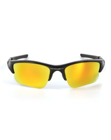 Oakley Mens Black Flak Jacket XLJ Sunglasses