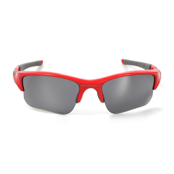 Oakley Mens Red Flak Jacket XLJ Sunglasses main image