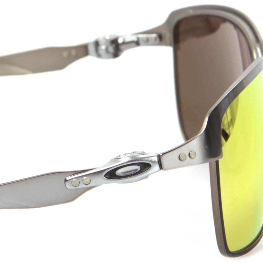 ceffb2f5235 Oakley Tinfoil Lead Fire Iridium Sunglasses main image