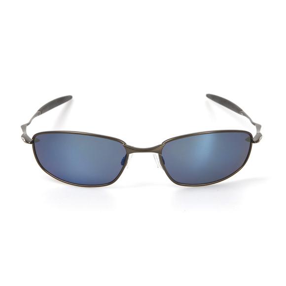 ec0d1c2914b Oakley Mens Bronze Oakley Whisker Pewter Ice Iridium Polarized Sunglasses  main image