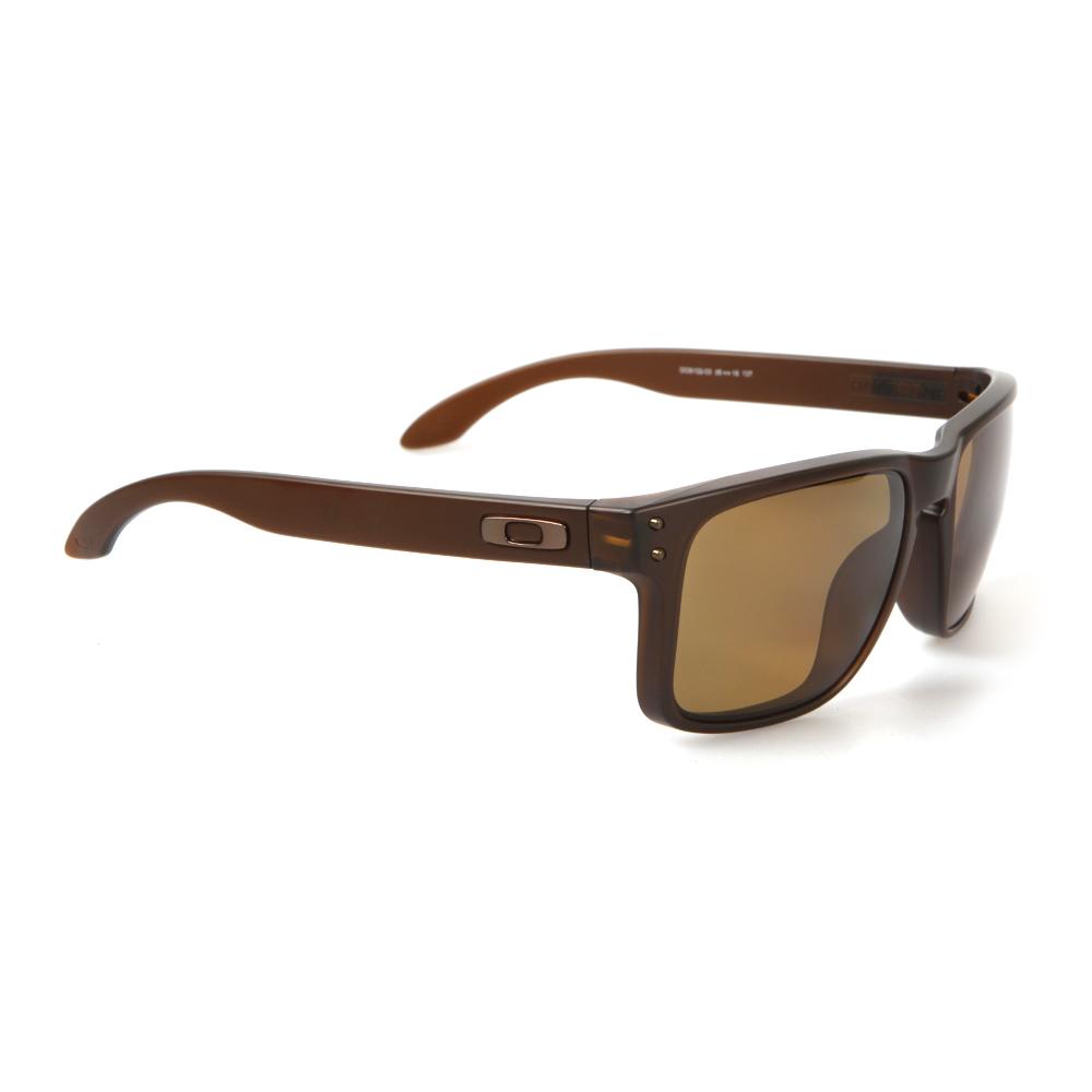 oakley holbrook brown polarized