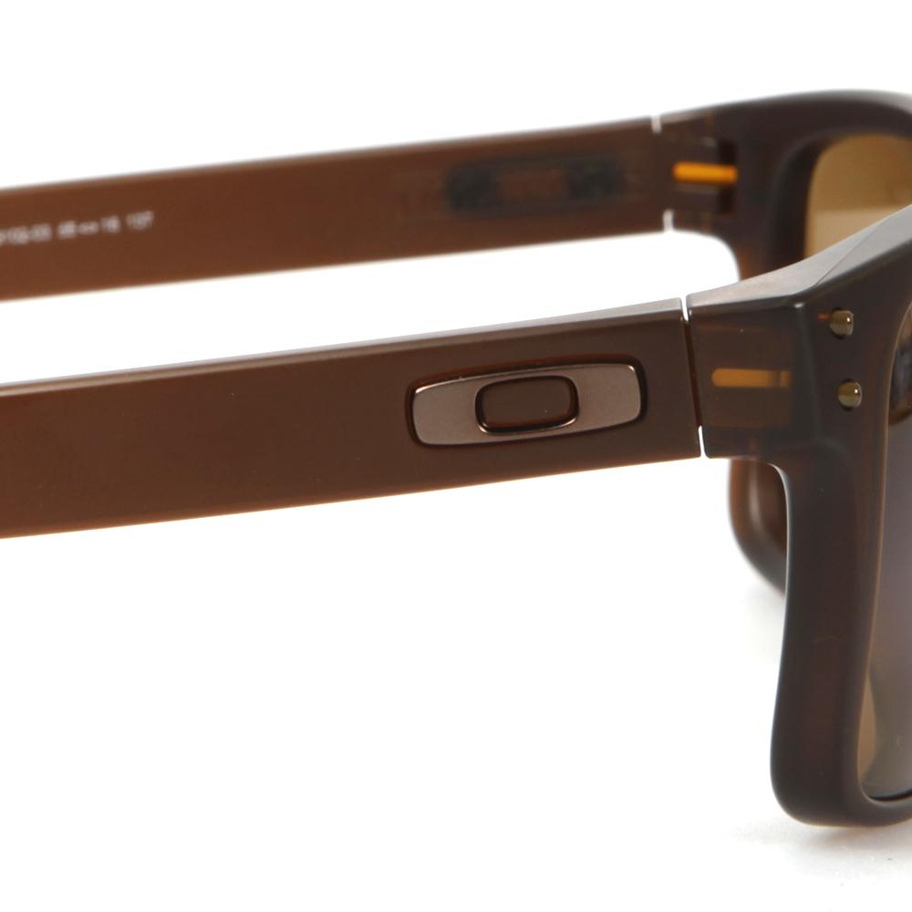 5d12cf36e3a ... germany oakley mens brown oakley holbrook matte rootbeer bronze  polarized sunglasses main image. loading zoom ...