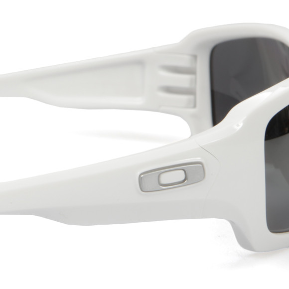 Oakley Mens White Fives Squared Sunglasses main image