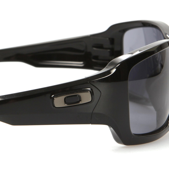Oakley Mens Black Fives Squared Sunglasses main image