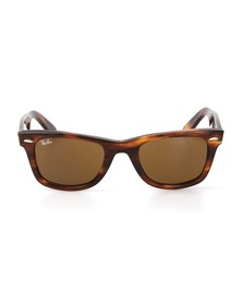 Ray Ban Mens Brown ORB2140 Sunglasses
