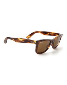 Ray Ban Mens Brown ORB2140 Sunglasses