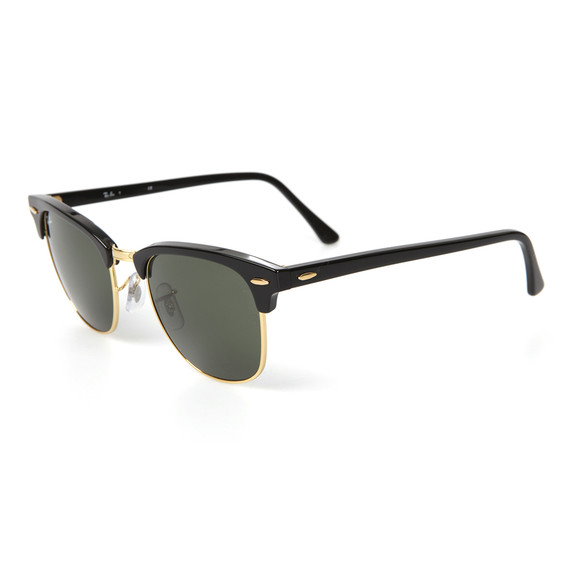 Ray Ban Mens Beige ORB3016 Clubmaster Sunglasses main image