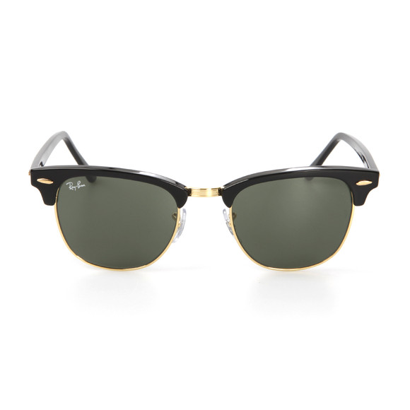 Ray-Ban Mens Beige ORB3016 Clubmaster Sunglasses