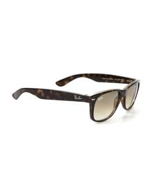 Ray Ban Mens Brown Wayfarer Sunglasses