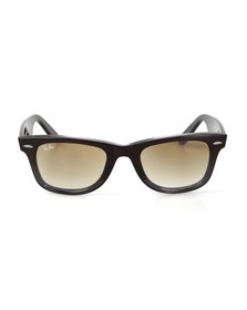 Ray Ban Mens Brown ORB2140 Original Wayfarer Sunglasses