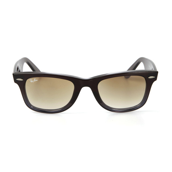 Ray-Ban Mens Brown ORB2140 Original Wayfarer Sunglasses
