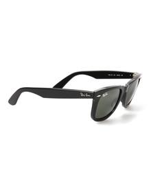 Ray Ban Mens Black ORB2140 Sunglasses