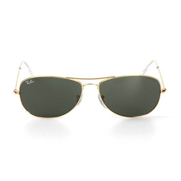 Ray-Ban Mens Blue ORB3362 Cockpit Sunglasses