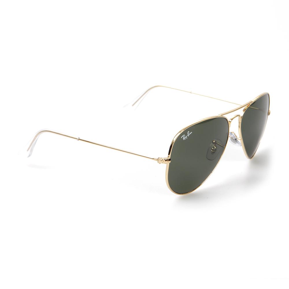 ORB3025 Aviator Large Sunglasses main image