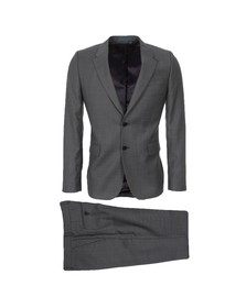 PS by Paul Smith Mens Grey Fully Lined Suit