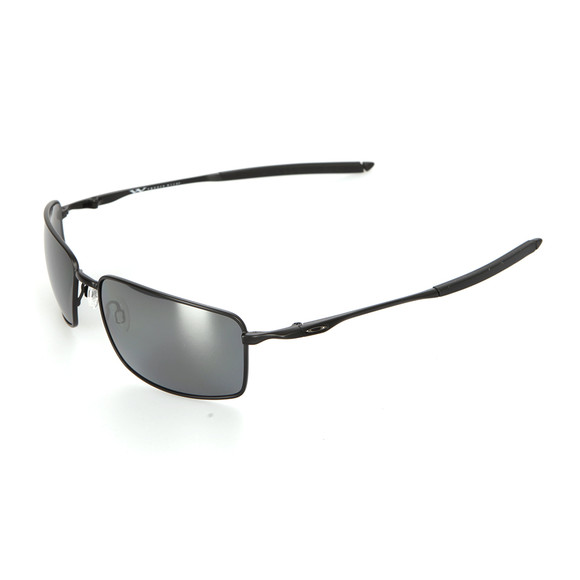 Oakley Mens Black Square Wire Sunglasses main image
