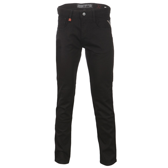 Replay Mens Black Anbass Slim Jean main image