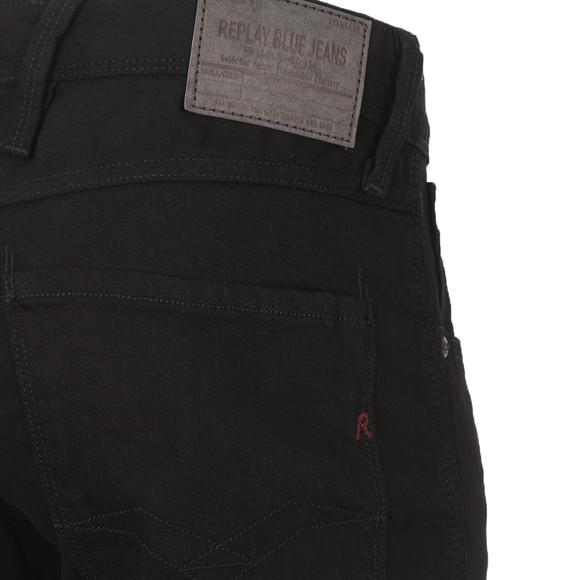 Replay Mens Black Anbass Slim Jean main image