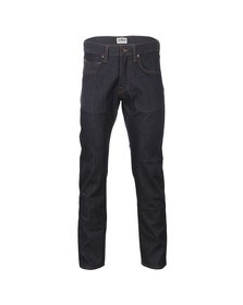 Edwin Mens Blue Compact Denim Relaxed Tapered Jean