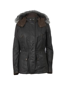 Matchless Womens Black Notting Hill Parka